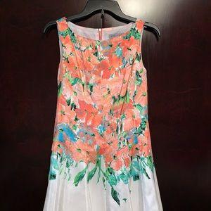 Danny & Nicole floral dress size 4